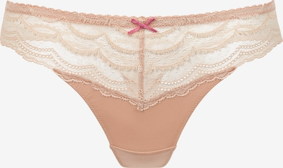 PALMERS String 'Romantic Dream String' in apricot, Produktansicht