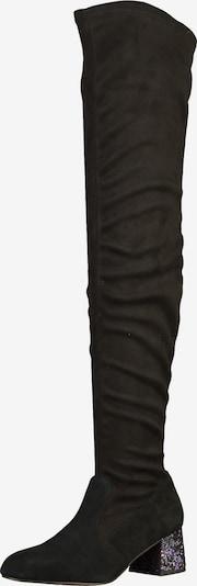 mellow yellow Stiefel in schwarz, Produktansicht