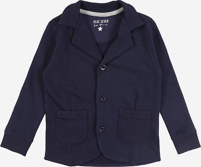 BLUE SEVEN Sweatjacke in blau, Produktansicht