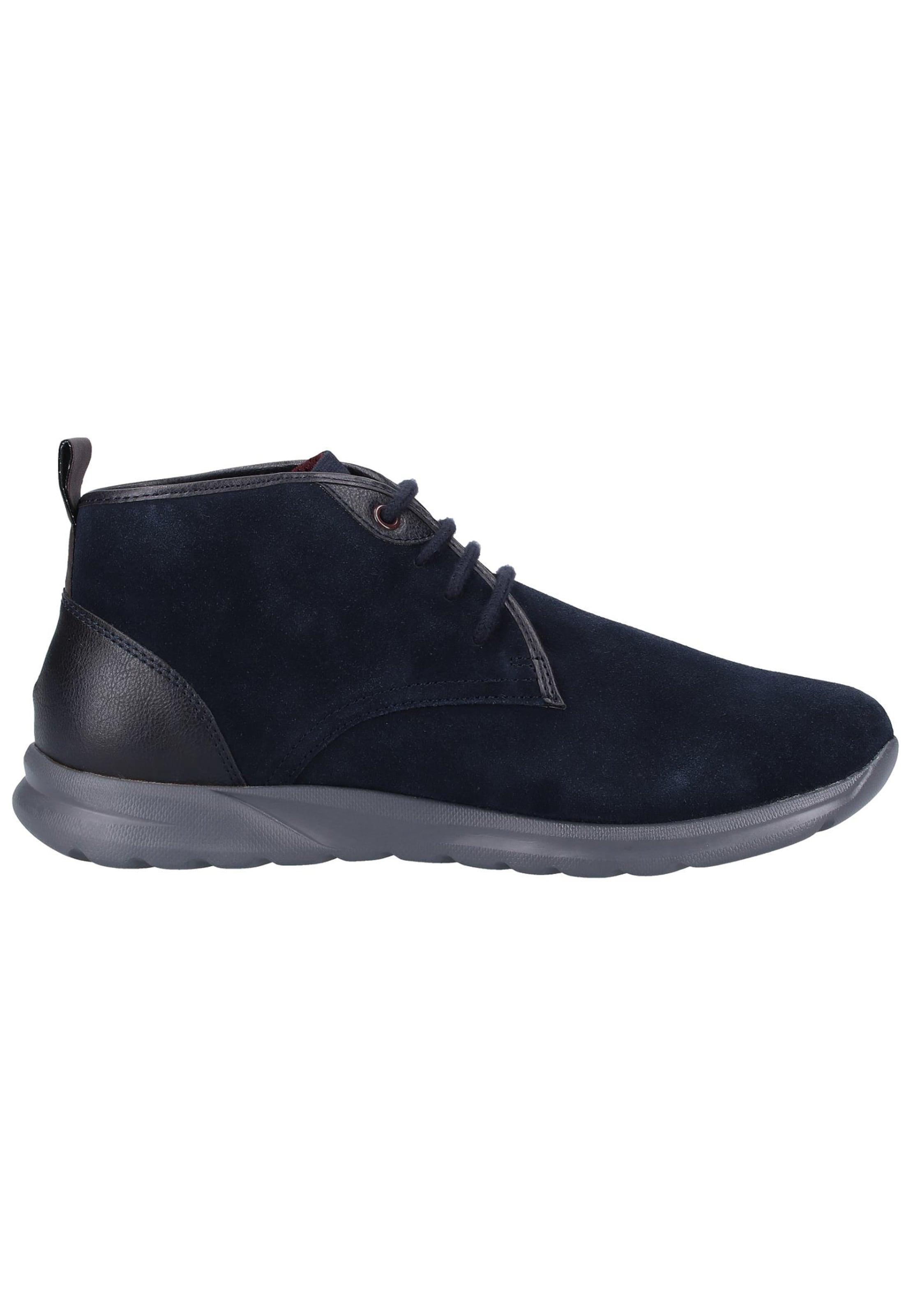 Geox Sneaker Geox In Sneaker In Sneaker Dunkelblau Dunkelblau Geox W2I9EDYH