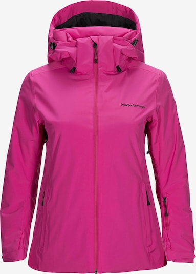 PEAK PERFORMANCE Skijacke 'Anima' in pink, Produktansicht