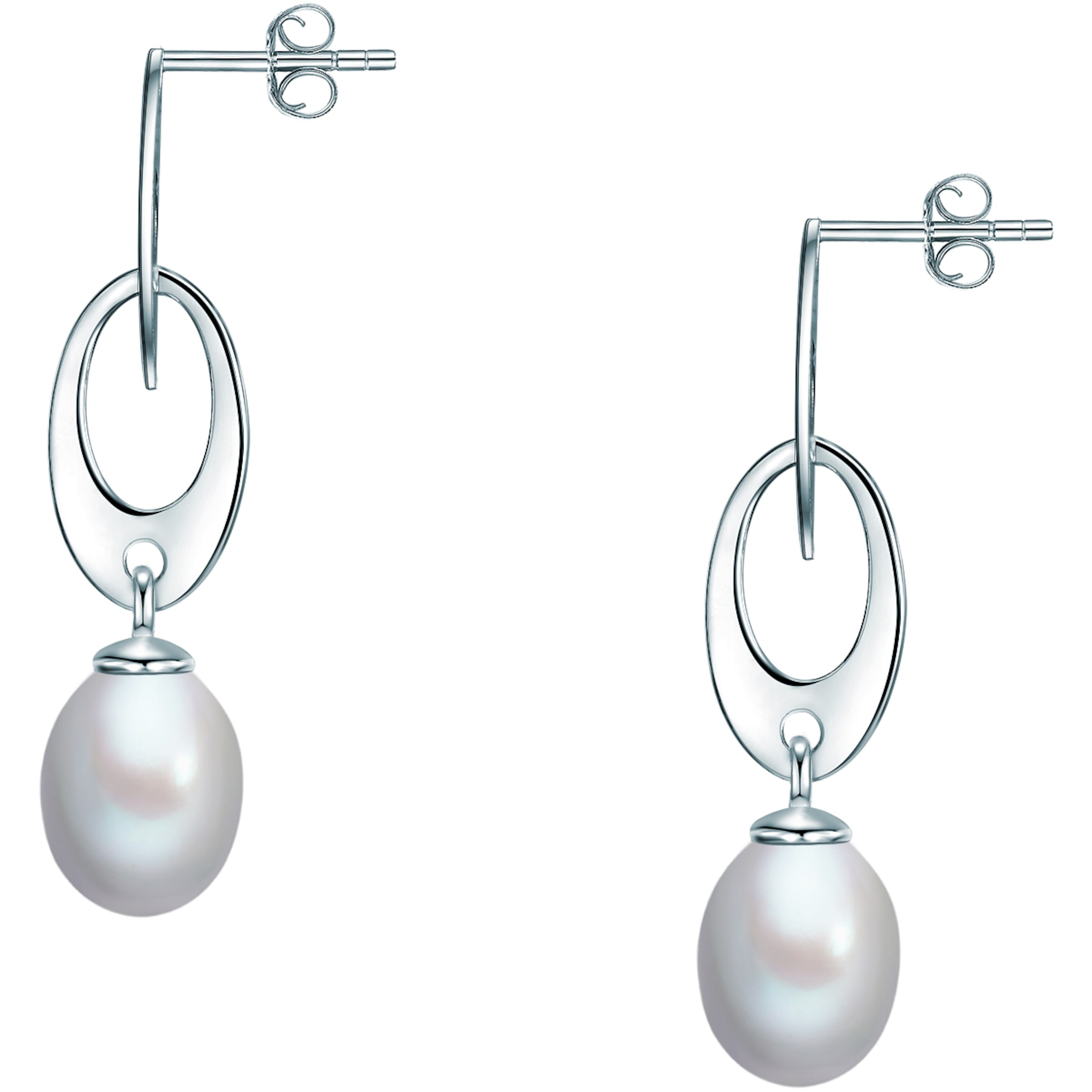 Valero Pearls Silberohrstecker mit Süßwasser-Zuchtperlen Verkauf Austrittsstellen y6WKCcJ3f