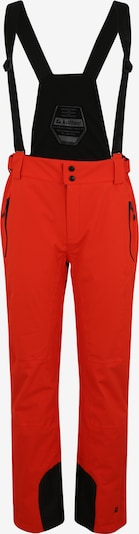 KILLTEC Skihose 'Enosh' in orange / schwarz, Produktansicht
