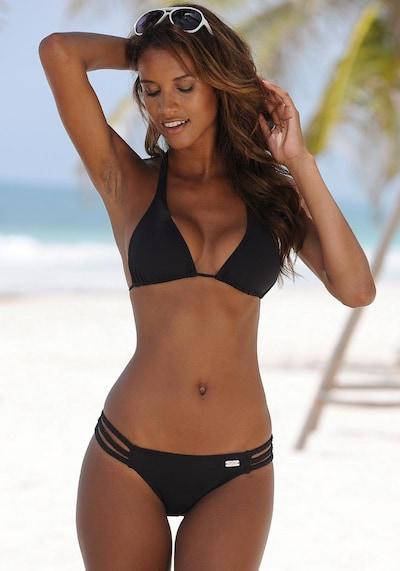 BUFFALO Bikini Bottoms 'Happy' in Black, View model