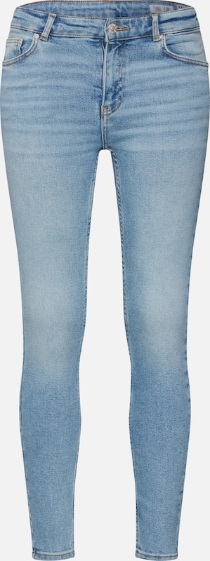 Jeans Blauw Mid D In Blue Denim Review 'skinny jeans' ZXiOPukT