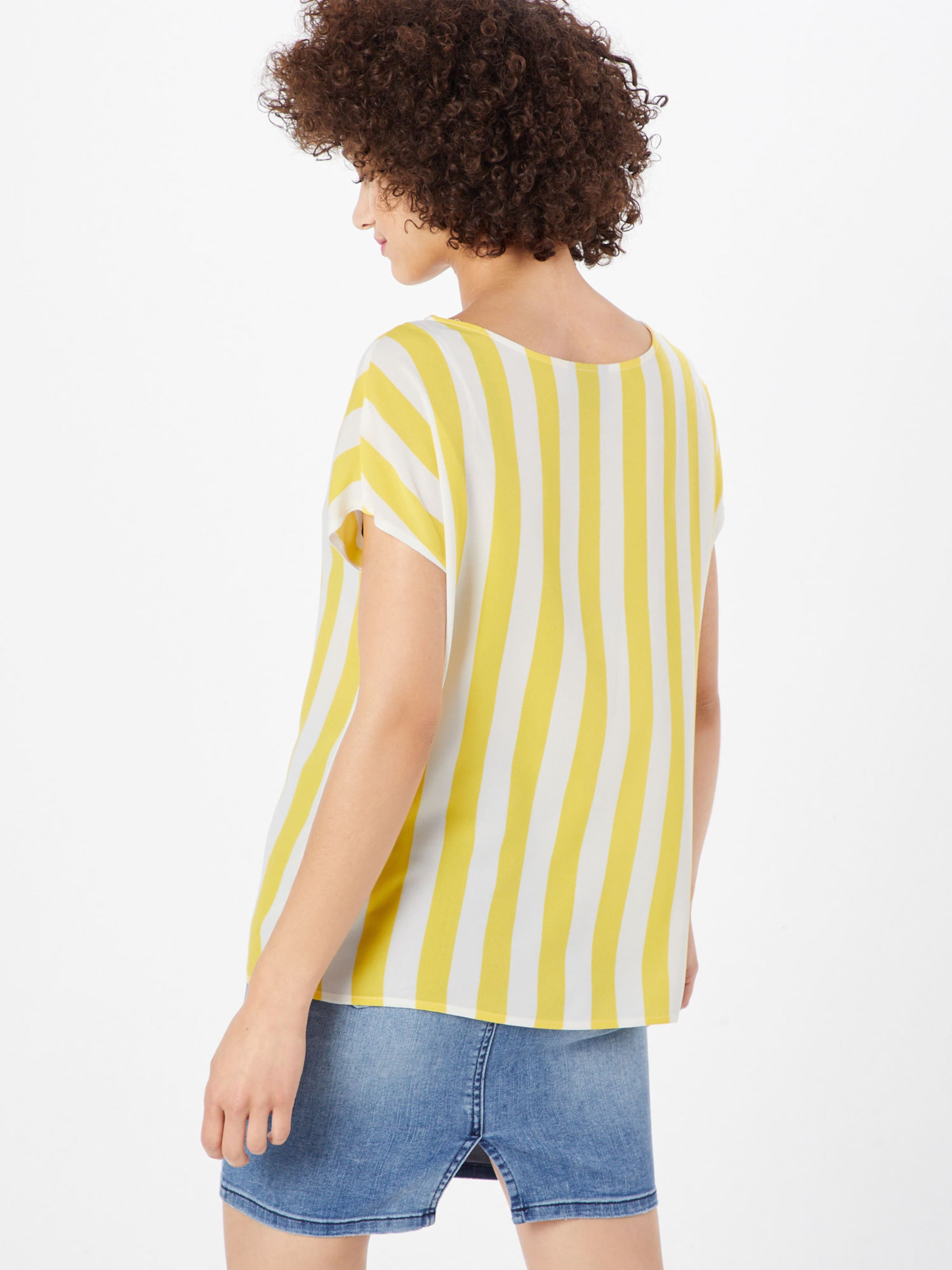 T JauneBlanc Object shirt 'bay' En 5RLAjq43cS