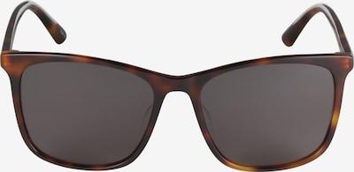 McQ Alexander McQueen Sunčane naočale 'MQ0182SK-001 56 Sunglass UNISEX ACETATE' u smeđa / crna, Pregled proizvoda