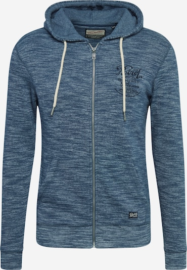 Petrol Industries Sweatjacke in navy, Produktansicht
