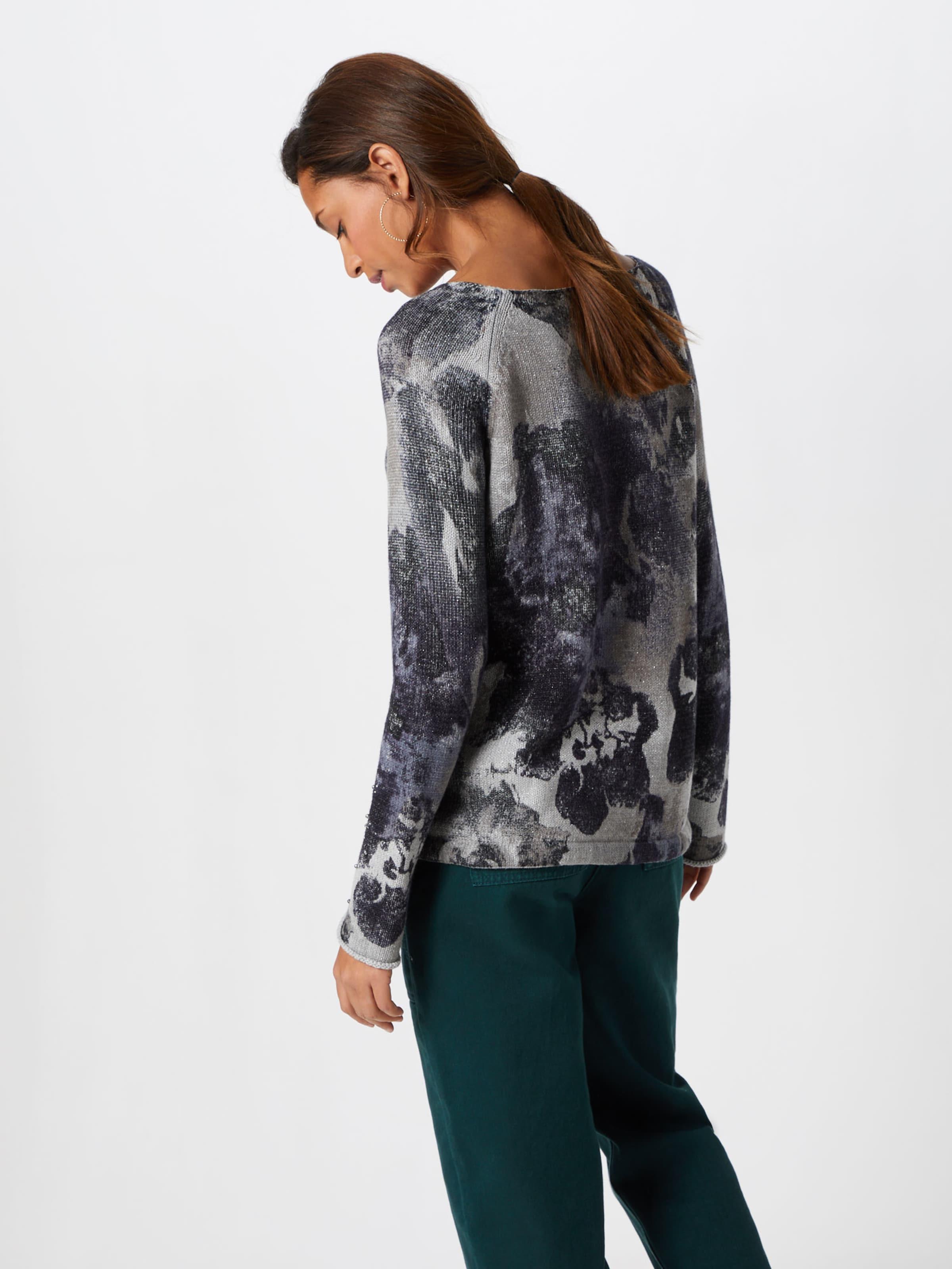 Monari Pullover Pullover In Grau Monari bmgyY7vIf6