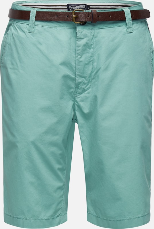 Petrol Industries Shorts in mint, Produktansicht