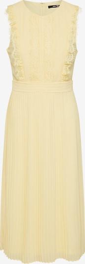 TFNC Poletna obleka 'NEICY MIDI' | svetlo rumena barva, Prikaz izdelka