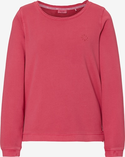 Marc O'Polo DENIM Sweatshirt in pastellrot, Produktansicht