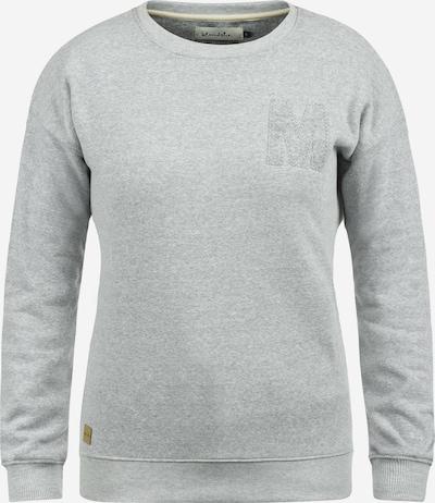 Blend She Sweatshirt 'Melli' in grau / hellgrau, Produktansicht