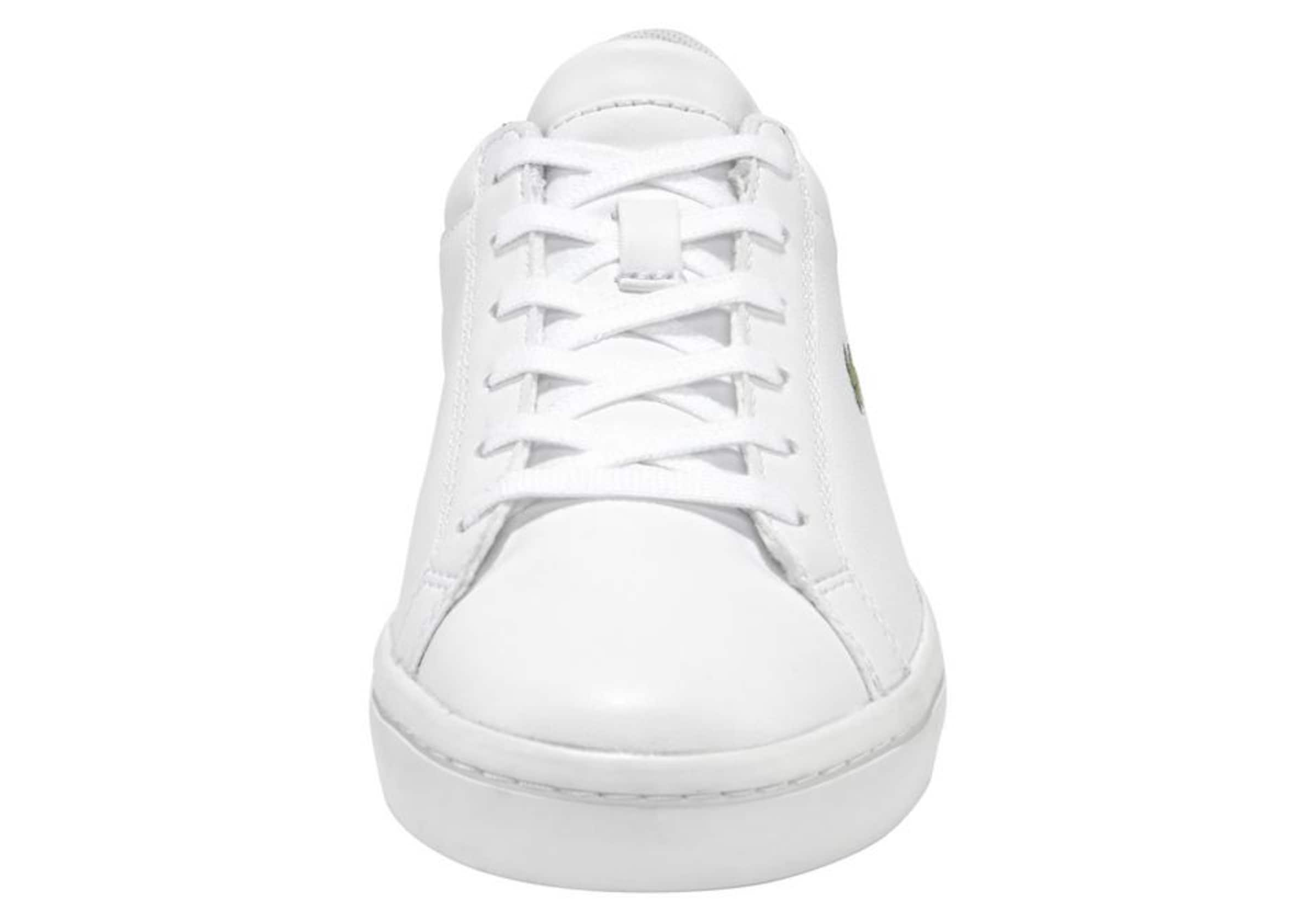 1 Bl Baskets Cfa' Lacoste Blanc 'straightset En Basses EYWH29ID