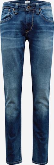Pepe Jeans Jeans 'Cash' in blue denim: Frontalansicht
