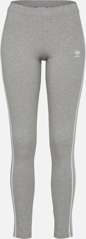 '3 Originals En Leggings Adidas Gris Stripes' ChinéBlanc kwPOn08X