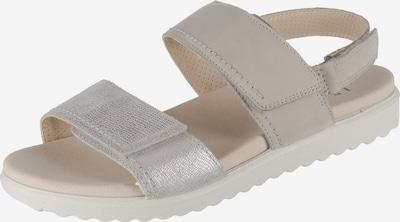 Legero Sandale in grau, Produktansicht