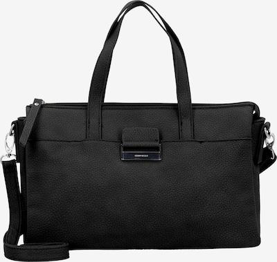 GERRY WEBER Handtas 'Talk Different II' in de kleur Zwart, Productweergave