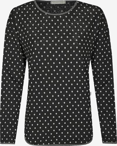 Heimatliebe Pullover in schwarz, Produktansicht