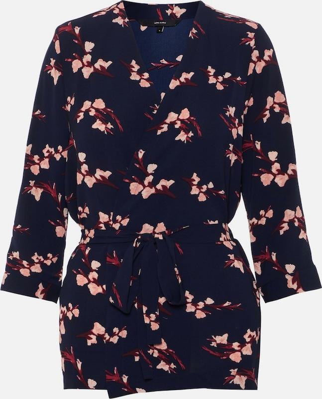 2857550635f72f VERO MODA Kimono in Nachtblauw   Gemengde kleuren