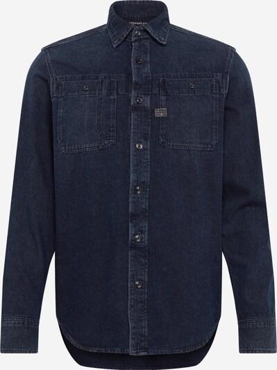 G-Star RAW Hemd 'Kinec' in dunkelblau, Produktansicht