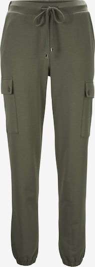 heine Cargo trousers in green, Item view