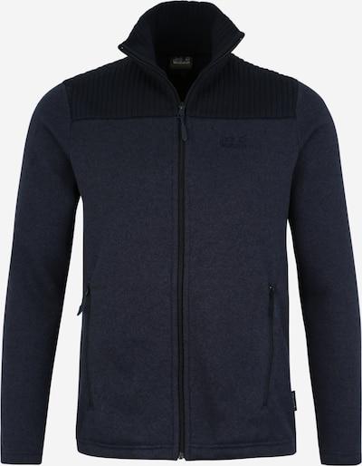 JACK WOLFSKIN Bluza polarowa funkcyjna 'Scandic' w kolorze niebieska noc / ciemny niebieskim, Podgląd produktu