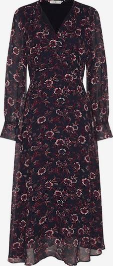 TOMMY HILFIGER Kleid 'AMIA' in beige / marine / bordeaux, Produktansicht