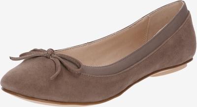 BUFFALO Ballerina 'Annelie' in taupe, Produktansicht