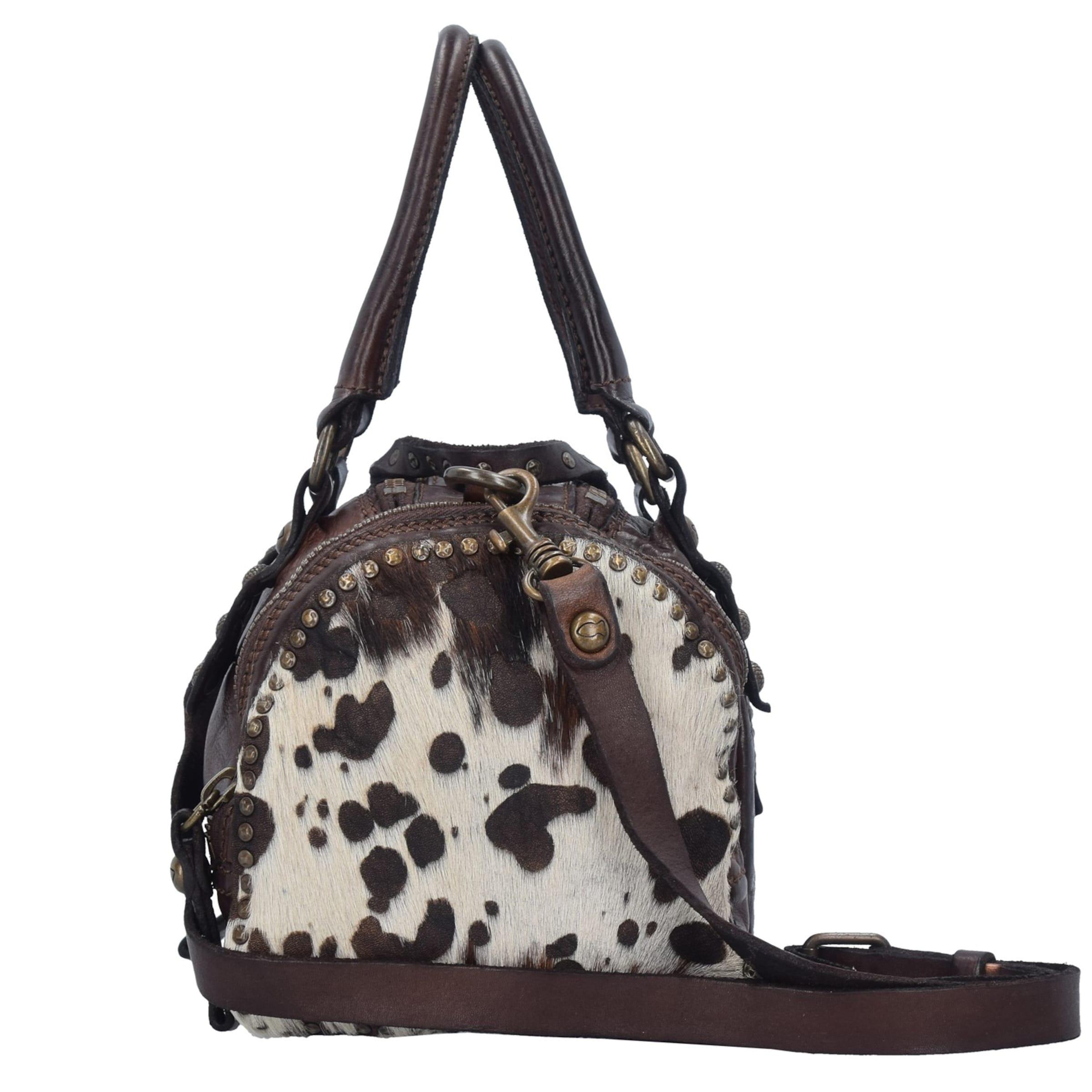 Bag Campomaggi Mini Leder 20 Bauletto Campomaggi cm Handtasche Bauletto wI5qOH
