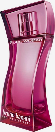 BRUNO BANANI Eau de Toilette 'Pure Woman' in dunkelpink, Produktansicht