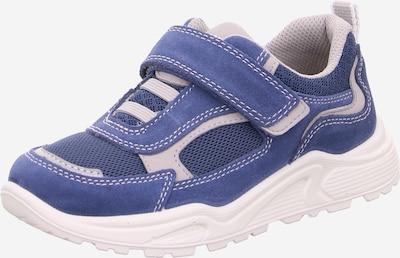 SUPERFIT Schuhe 'BLIZZARD' in blau / weiß, Produktansicht