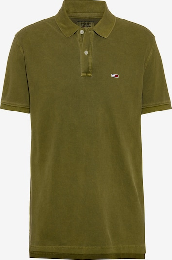 Tommy Jeans Majica | oliva barva, Prikaz izdelka
