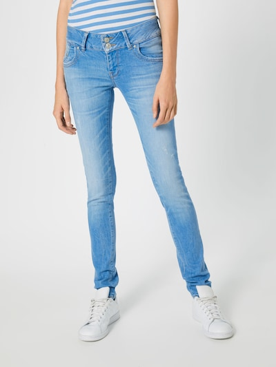 LTB Jeans 'Molly' i blue denim, Modelvisning