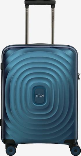 TITAN Kabinentrolley 'Looping' in blau, Produktansicht
