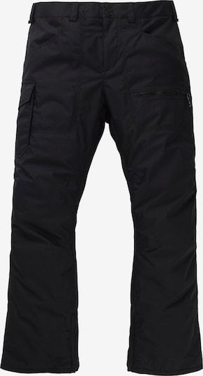 BURTON Pantalon outdoor 'Covert' en noir, Vue avec produit