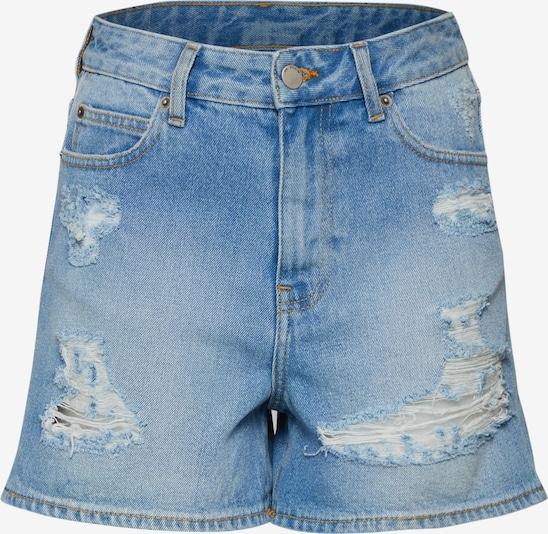 Dr. Denim Jeans 'Jenn' in Blauw denim nUFSpRSe