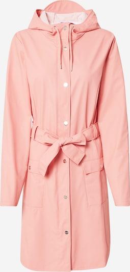 RAINS Prechodný kabát - červené, Produkt