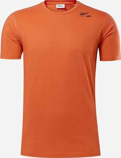 REEBOK T-Shirt in orange, Produktansicht