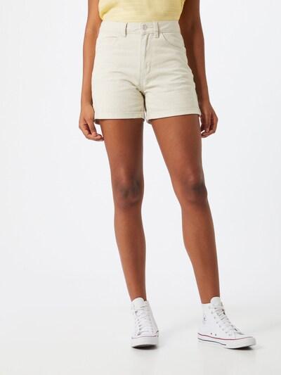 VERO MODA Shorts 'NINETEEN' in beige, Modelansicht