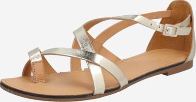 VAGABOND SHOEMAKERS Sandale 'Tia' in gold, Produktansicht