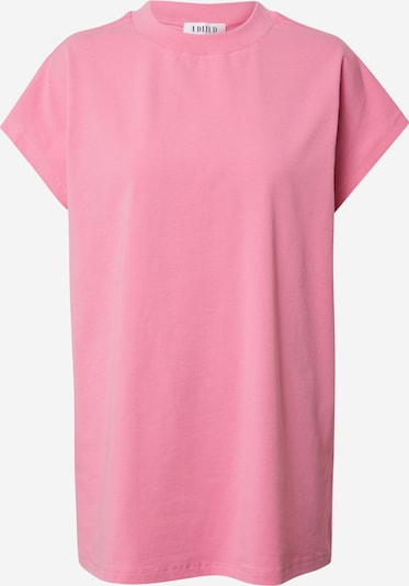 EDITED Široka majica 'Keela' | roza barva, Prikaz izdelka