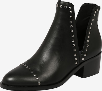STEVE MADDEN Bootie 'CONSPIRE' in black / silver, Item view