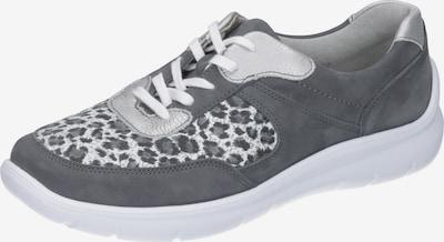 WALDLÄUFER Schnürschuhe in grau, Produktansicht