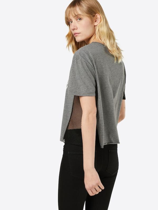 TWINTIP T-Shirt mit Mesheinsätzen