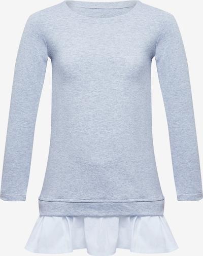 MYMO Kleid in grau / weiß, Produktansicht
