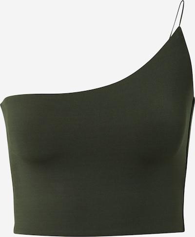 LeGer by Lena Gercke Haut 'Mila' en vert foncé, Vue avec produit