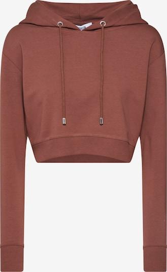 ABOUT YOU Limited Sweat-shirt 'Sarina' en marron, Vue avec produit