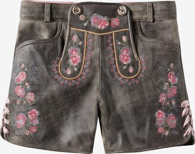 STOCKERPOINT Hose 'Nadjana' in taupe / pink / rosa, Produktansicht