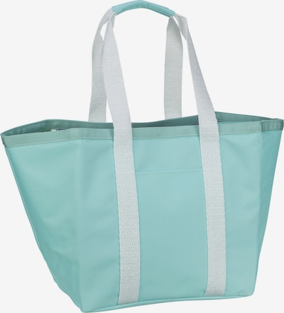 REISENTHEL Einkaufstasche 're-shopper 1' in blau / weiß, Produktansicht